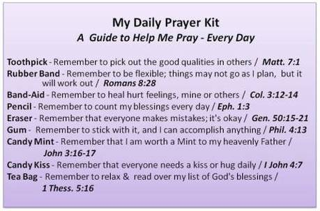Prayer Kit